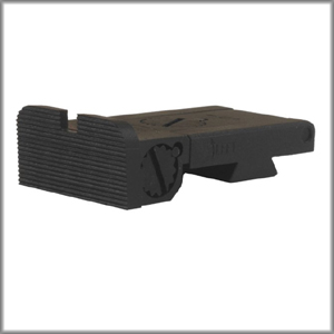 sti adjustable rear sight
