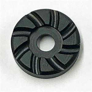 Black Cyclone mag release button